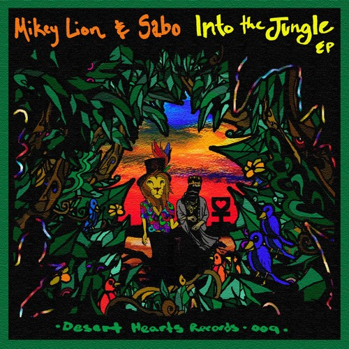 Mikey Lion & Sabo – Into The Jungle [DH009]