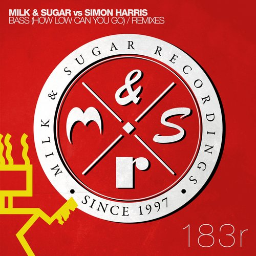 Milk & Sugar - Bass (How Low Can You Go) Incl. Kolombo Remix [MSR183R]