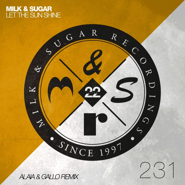 Milk & Sugar - Higher & Higher (Robosonic & Teenage Mutants Remixes) [MSR203R]