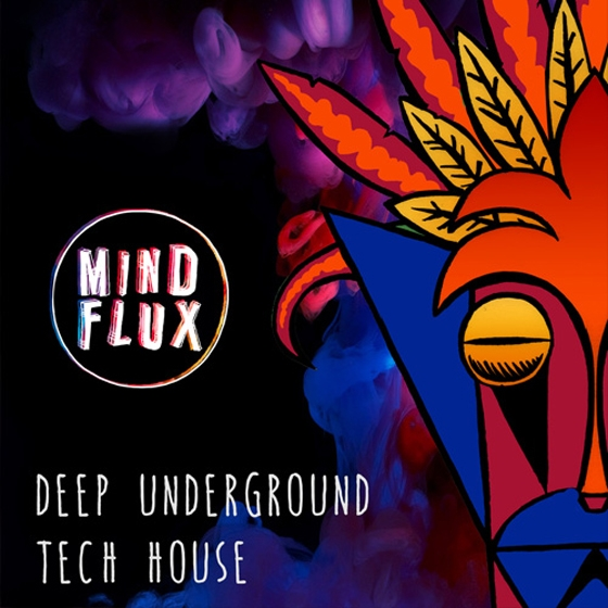 Mind Flux Deep Underground Tech House WAV MiDi-AUDIOSTRiKE