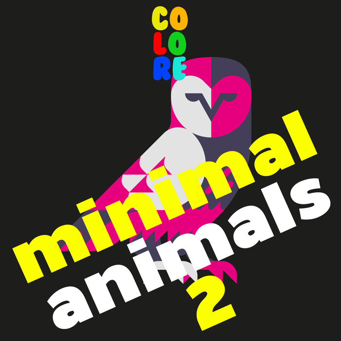 VA - Minimal Animals 2 [COLORE092]