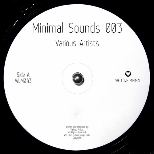 VA - Minimal Sounds 003 [WLM043]