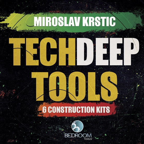 Miroslav Krstic Tech Deep Construction Kits WAV