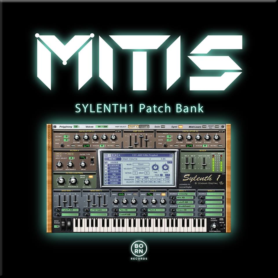 MitiS Official EDM Sylenth Presets Freebie FOR SYLENTH FXB