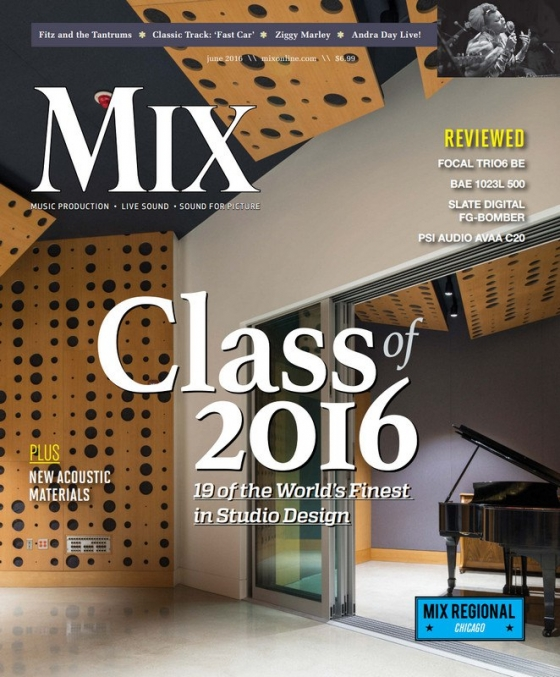 Mix Magazine June 2016