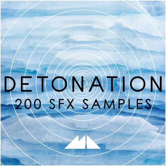 ModeAudio Detonation SFX Samples WAV