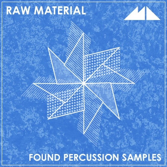 ModeAudio Raw Material Found Percussion Samples WAV