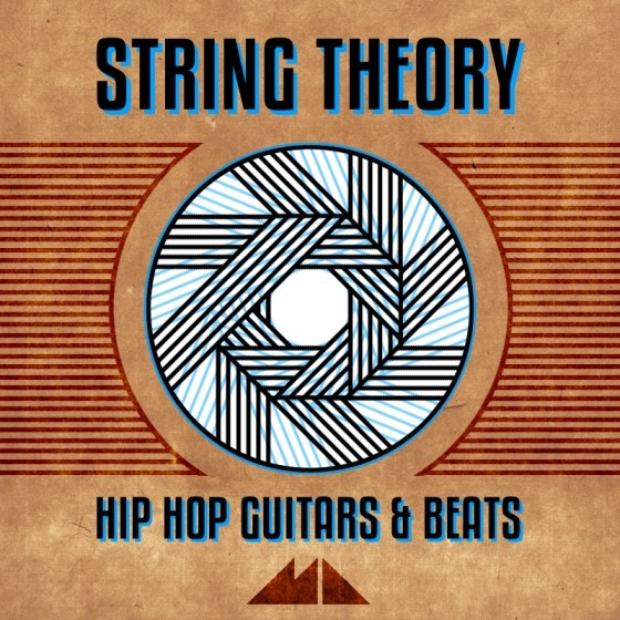 ModeAudio String Theory Hip Hop Guitars and Beats WAV MiDi