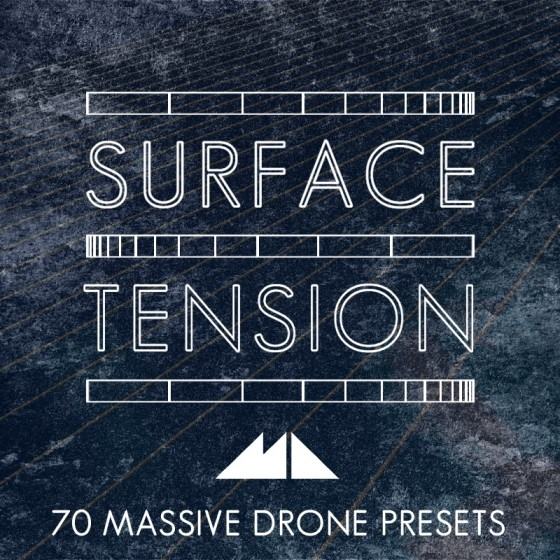 ModeAudio Surface Tension WAV MiDi Ni Massive