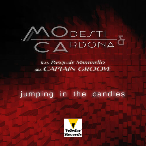 Modesti, Cardona, Pasquale Martinello aka Captain Groove - Jumping In The Candles [VR148]