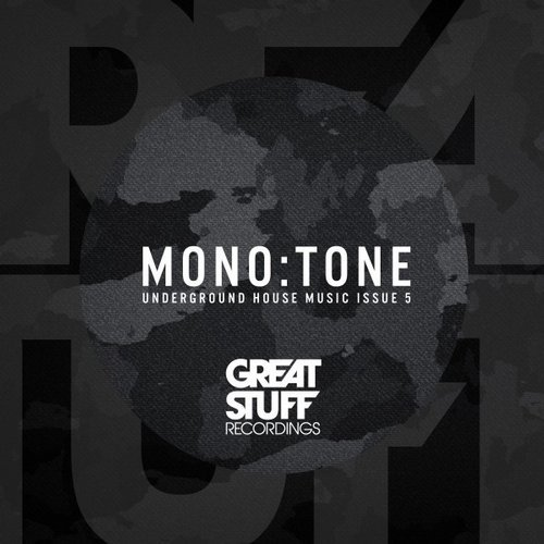 Mono:Tone Issue 5 [GSRCD052B]