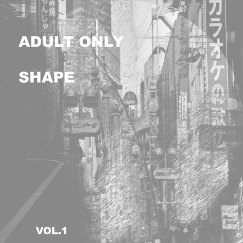 Monsieur Georget, Marcman, Le Loup - Adult Only Shape Vol 1 [AOSLP02]