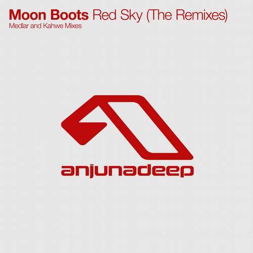 Moon Boots – Red Sky (The Remixes) [ANJDEE246RD]