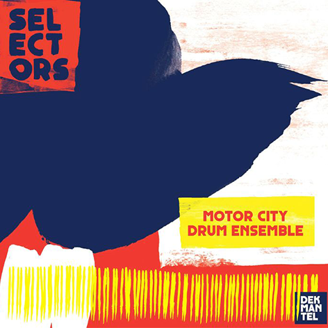 Motor City Drum Ensemble – Selectors 001 [DKMNTLSLCTRS001CD]