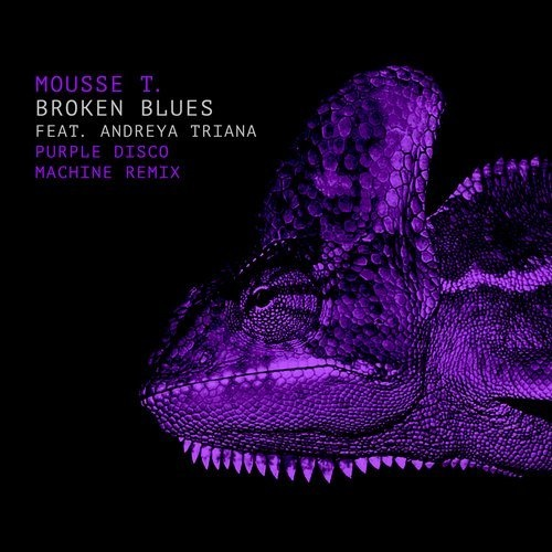 Mousse T., Andreya Triana - Broken Blues (Purple Disco Machine Remixes) [PJMS0228]