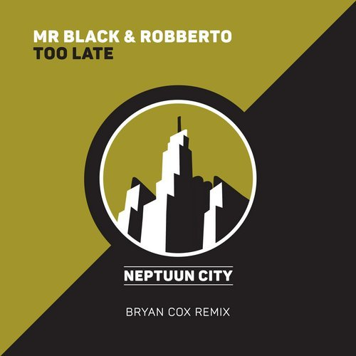 Mr Black, roBBerto - Too Late [NPTN032]