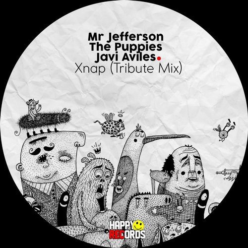 Mr Jefferson, The Puppies, Javi Aviles - Xnap [HR090]