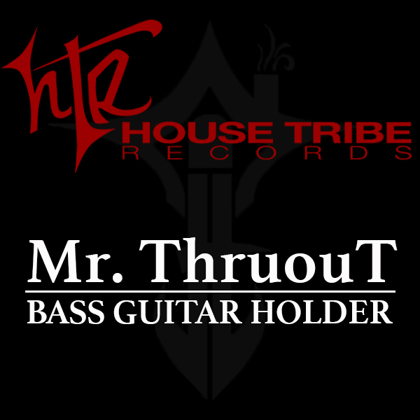 Mr. Thruout - Bass Guitar Holder [HTR224]