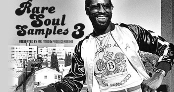 Mr. Yard Presents: Rare Soul Sample Pack Part 3