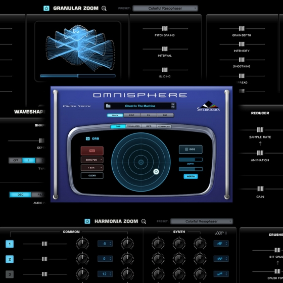 Mulperi Sound Electro Essentials For SPECTRASONiCS OMNiSPHERE OMN