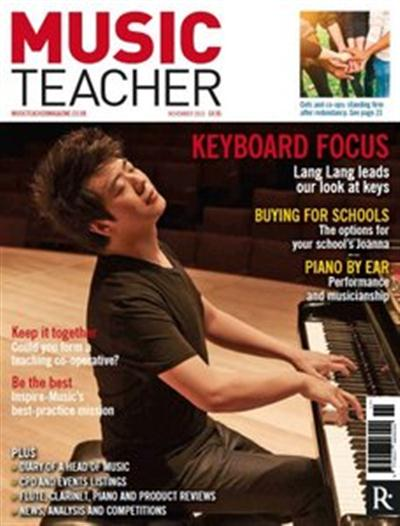 Music Teacher November 2015