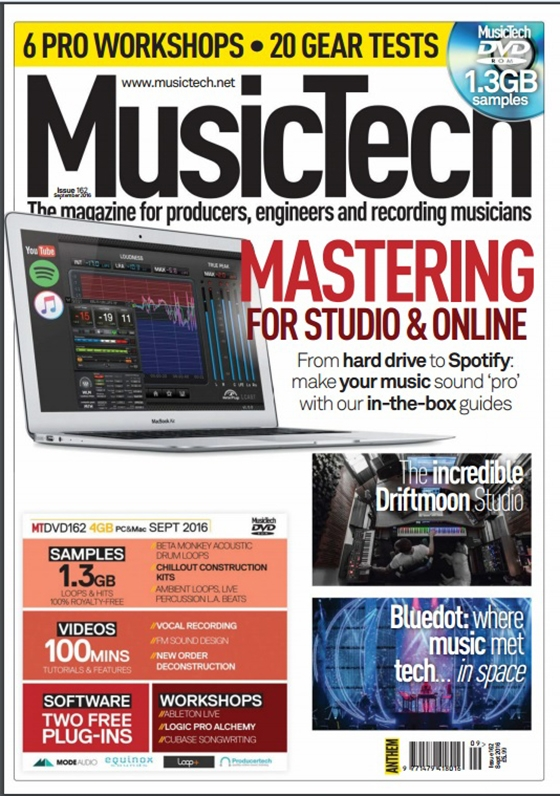 Music Tech September 2016