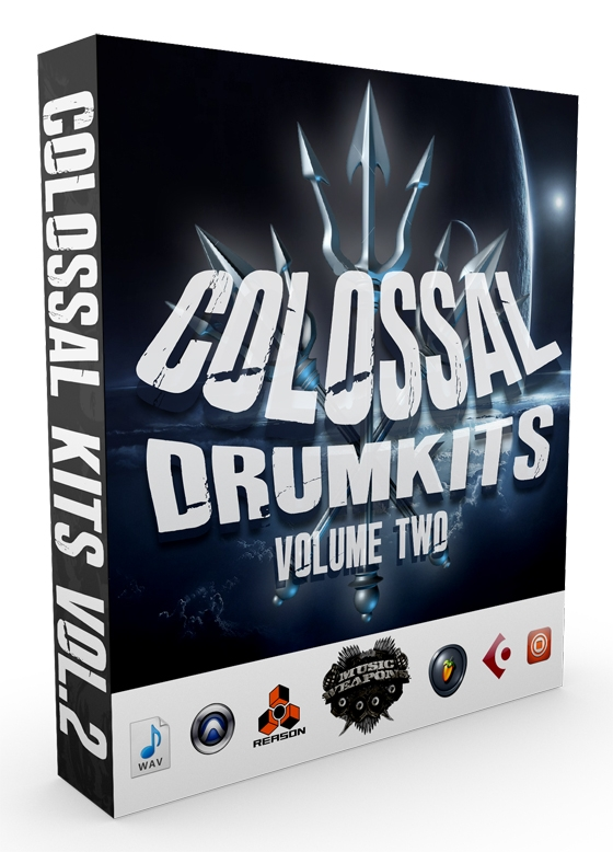 Music Weapons Colossal Kits Vol 1 WAV