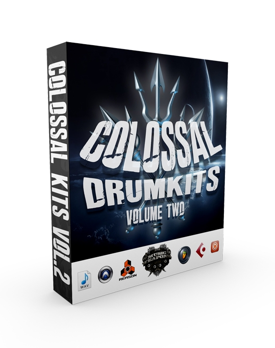 Music Weapons Colossal Kits Vol 2 WAV