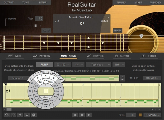 MusicLab RealGuitar v4.0.0.7207 Incl Patched and Keygen