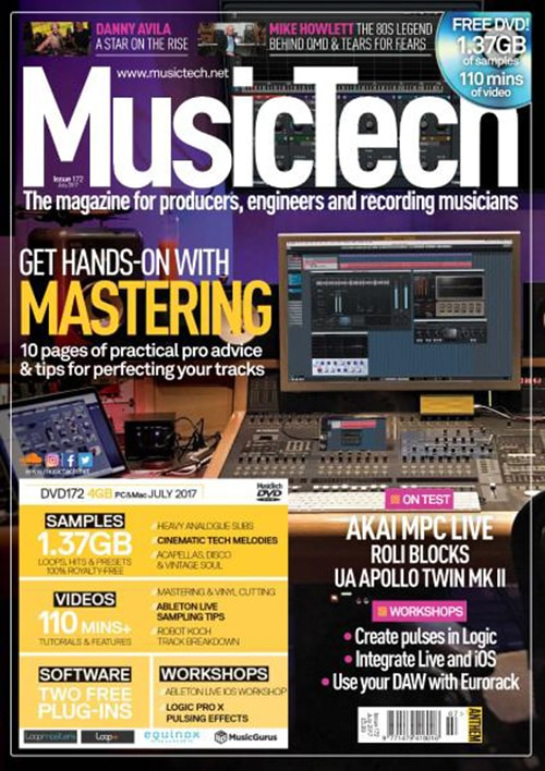 MusicTech - July 2017