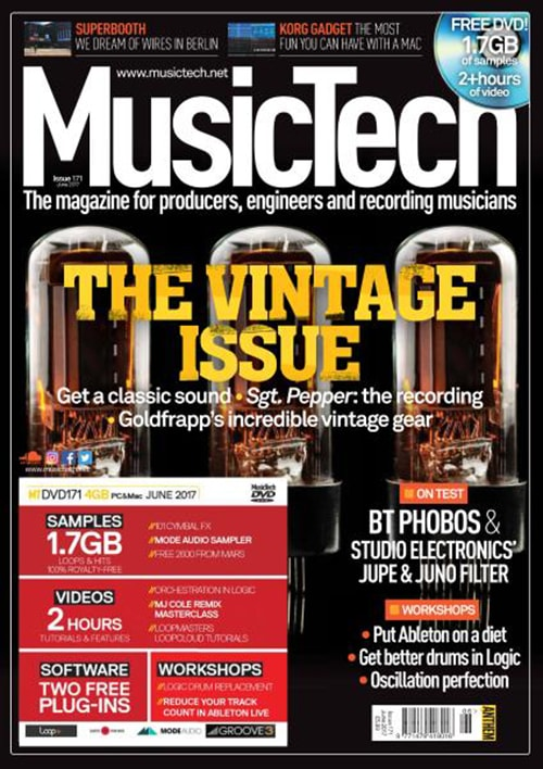 MusicTech - June 2017