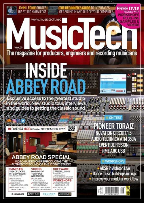 MusicTech - September 2017