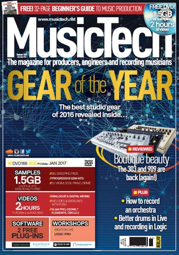 MusicTech January 2017