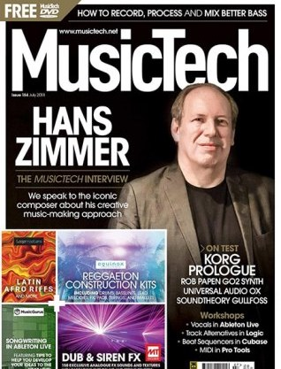 MusicTech July 2018