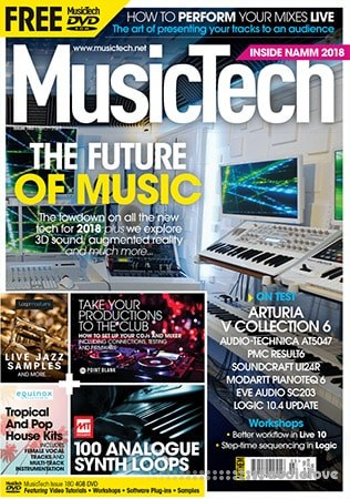 MusicTech March 2018 PDF