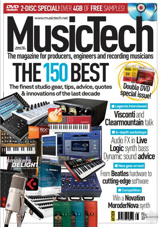 MusicTech September 2015