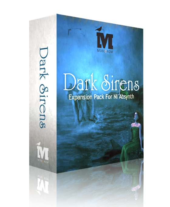 Musicrow Dark Sirens For Ni ABSYNTH EXPANSiON