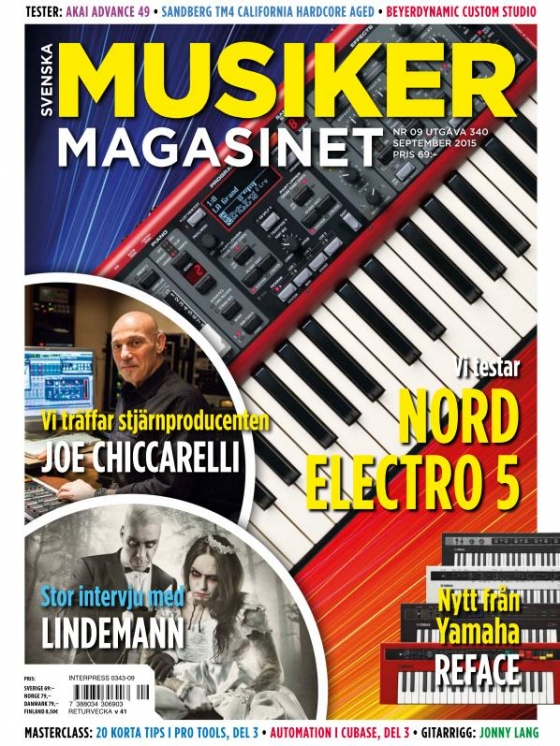 Musikermagasinet September 2015