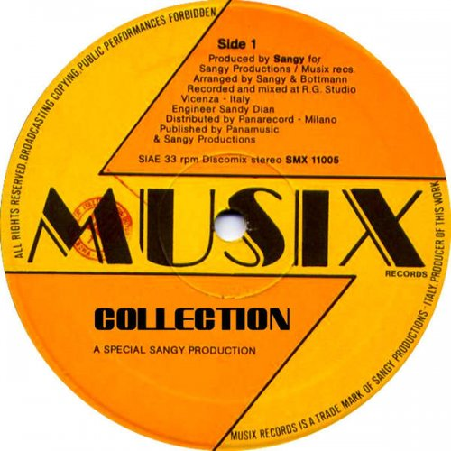 VA - Musix Records Collection (A Special Sangy Production)