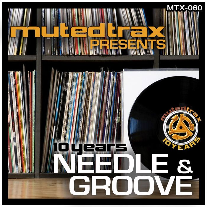 Va muted trax presents needle groove mtx060 for Groove house music