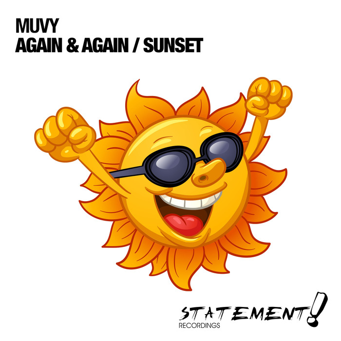Muvy - Again & Again / Sunset [STM075]
