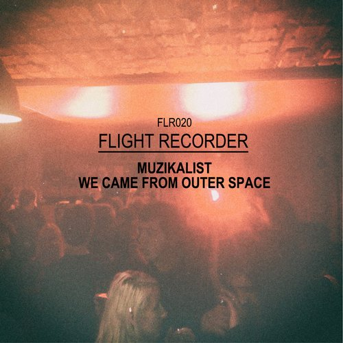 Muzikalist we came from outer space flr020 for The thing that came from outer space