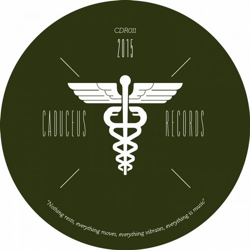Myles Sergé - The Caduceus EP (incl. Jonas Kopp Remix) [CDR011]