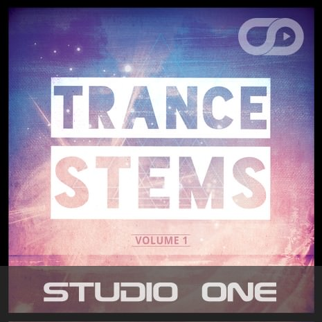 Myloops Trance Stems Volume 1 For Studio One