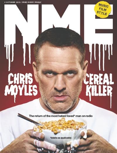 NME 02 October 2015