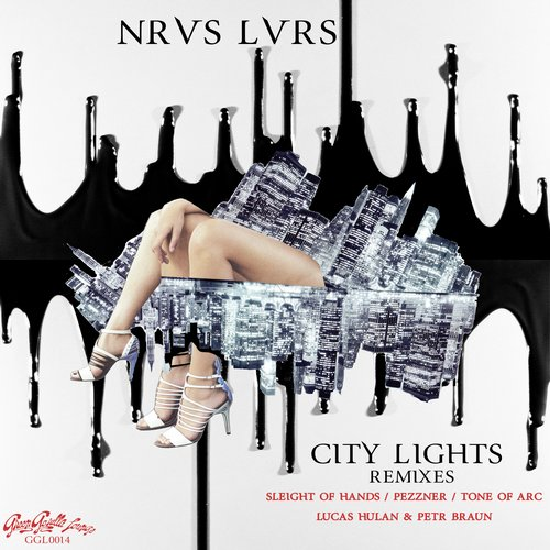 NRVS LVRS - City Lights Remixes [GGL014]