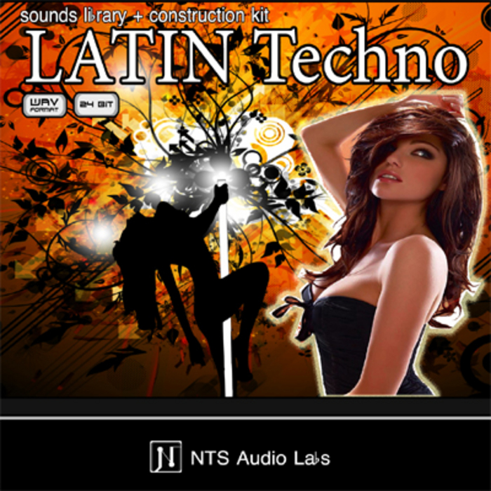 NTS Audio Labs LATIN Techno WAV