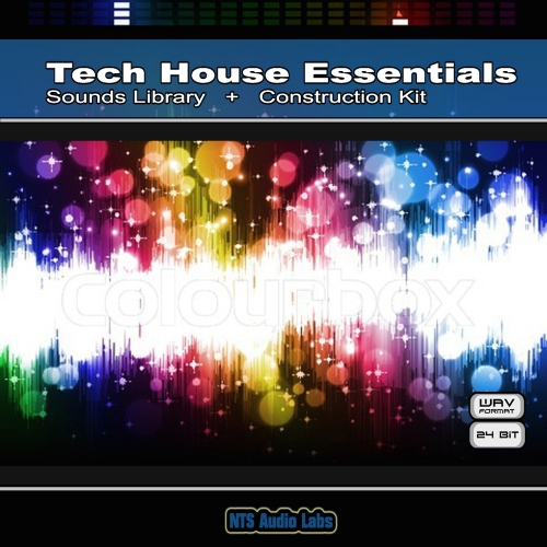 NTS Audio Labs Tech House Essentials ACID WAV-DISCOVER