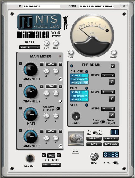 NTS Audio Labs Techno-X Pro VSTi v1.0-ASSiGN