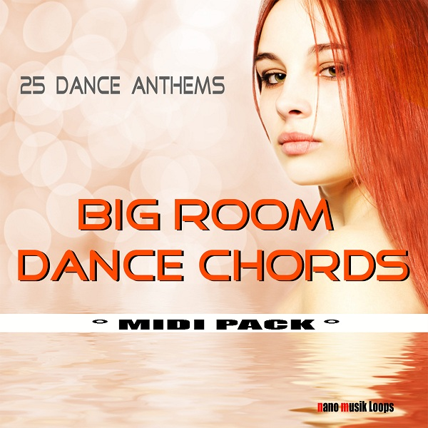 Nano Musik Loops Big Room Dance Chords MiDi-KRock